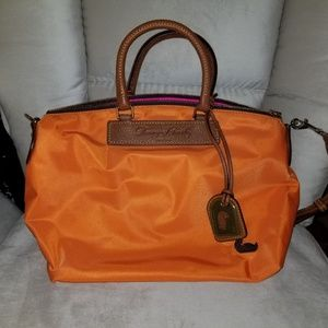 Vintage Dooney & Bourke shoulder bag